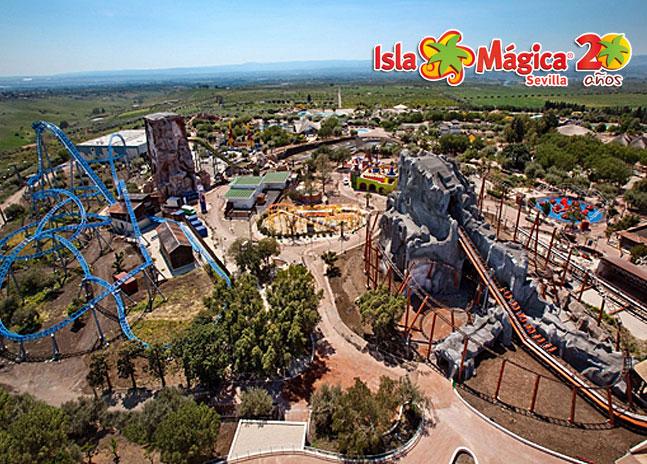 Resultado de imagen de Isla Magica
